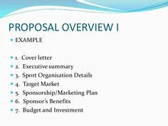 Letter of interest for research proposal
